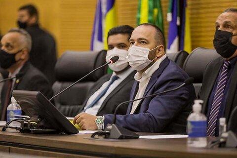 Presidente Alex Redano comemora a aprovação da atualização do Zoneamento Socioeconômico e Ecológico