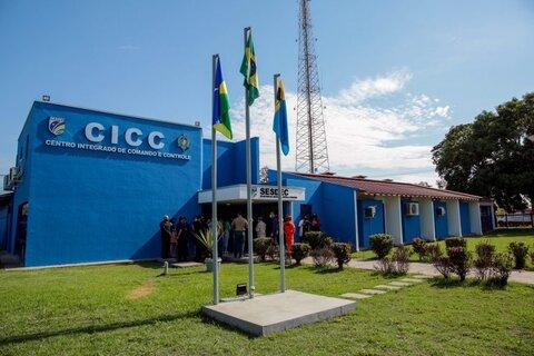Governo de Rondônia moderniza estrutura da Segurança Pública com inauguração do Centro Integrado de Comando e Controle
