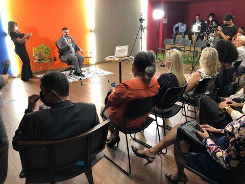 Márcio Nogueira anuncia Laboratório de Inovação na OAB/RO