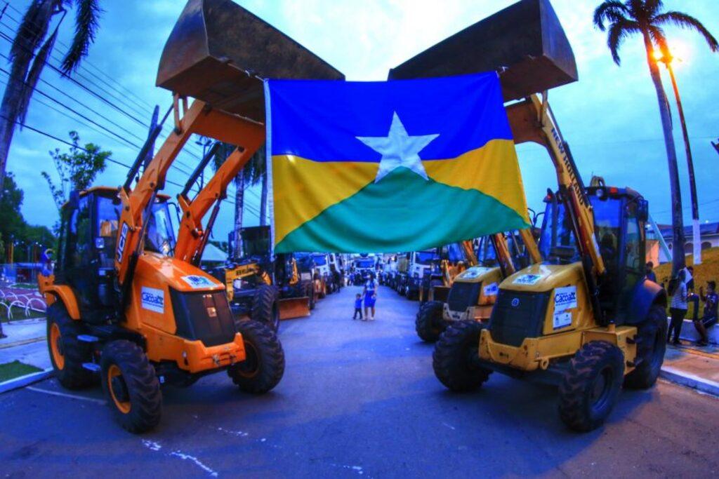 O Governo de Rondônia está investindo na revitalização dos 52 municípios por meio de obras de infraestrutura - Gente de Opinião