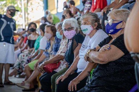 Projeto Viver Ativo celebra o Dia Internacional do Idoso em Porto Velho