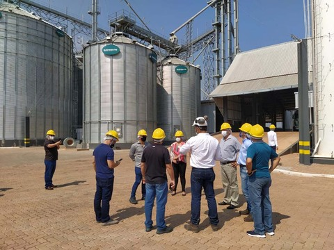 Sustennutri recebe visita técnica de representantes do CREA da região Norte