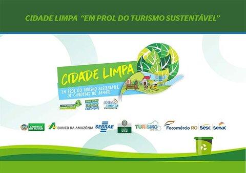 """Programa Candeias """"CIDADA LIMPA"""" pretende estimular a consciência ambiental e preparar a cidade para receber turistas."""
