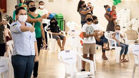 """Programa """"Crescendo Bem"""" vai atender crianças de zero a seis anos e gestantes de Rondônia"""
