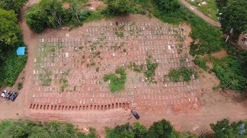Há dez dias Porto Velho não registra nenhuma morte por covid-19