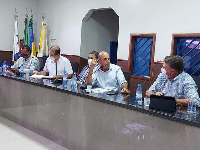Durante audiência em Guajará-Mirim, Ismael Crispin pede mais respeito com produtores rurais de Rondônia  - Gente de Opinião