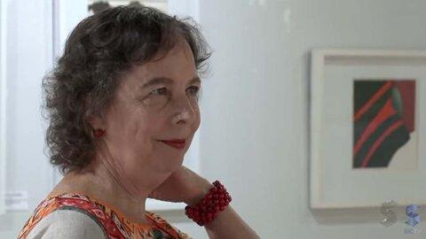 Exposição de Ângela Schilling na Casa da Cultura Ivan Marrocos