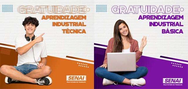 SENAI-RO continua com inscrições para preenchimento de vagas para cursos gratuitos - Gente de Opinião
