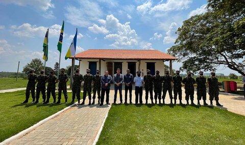 Lenha na Fogueira com o Museu Casa Rondon e a eleição da nova diretoria da FESEC