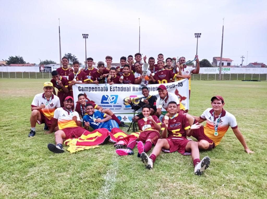 Campeonato SUB-15 foi sucesso em Rolim de Moura e município será contemplado com projeto CBF Social  - Gente de Opinião