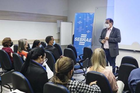 Rovema Energia apresenta soluções energéticas aos colaboradores do Sebrae/RO