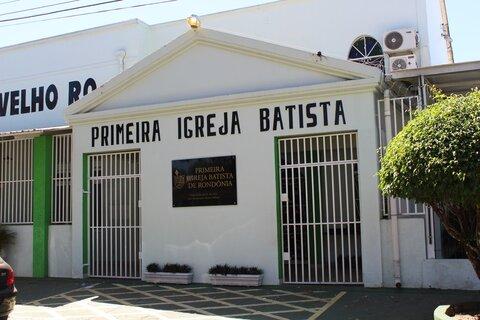 Com um século de vida em Rondônia, 1ª Igreja Batista  batiza nesta sexta-feira, no ginásio Cláudio Coutinho
