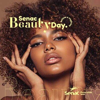 Senac Beauty Day reúne palestrantes renomados em sua primeira edição