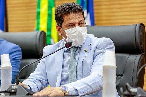 Deputado Jair Montes pede a compra de insumos e equipamentos para Escola Estadual de Ensino Médio Major Guapindaia
