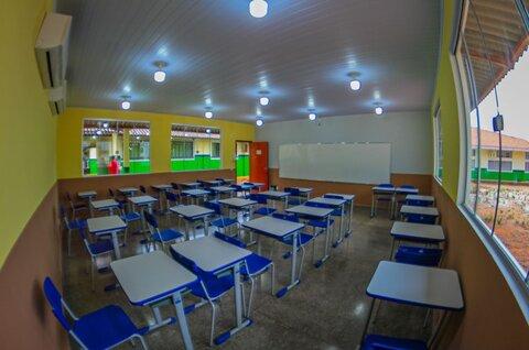 Decreto orienta retorno total de estudantes às aulas presenciais em Rondônia; protocolos sanitários devem ser mantidos