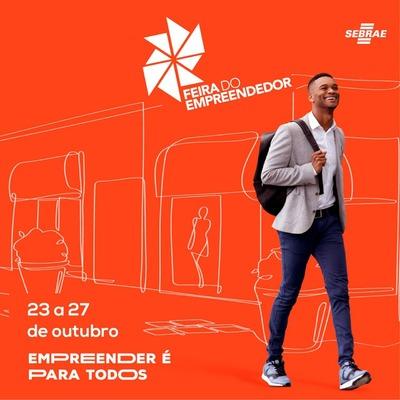 Feira do Empreendedor 2021 começa no próximo dia 23