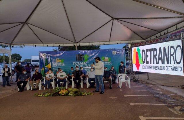 Cerimônia alusiva aos 35 anos do Detran Rondônia contará com homenagens a servidores e autoridades