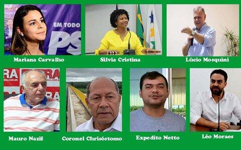 Sete vão concorrer à reeleição + Vem muitos nomes quentes + Tática de guerrilha + MDB anda otimista