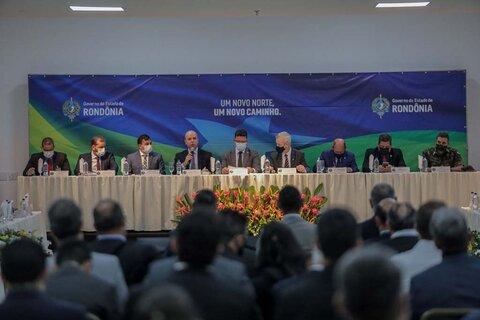 Hildon Chaves defende a importância de projetos de sustentabilidade na Amazônia