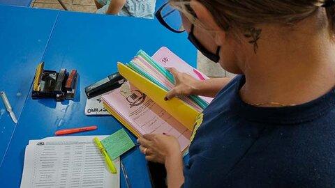 Busca ativa é realizada para solucionar pendências de documentação à regularização de imóveis nos bairros Calama e Paraíso em Porto Velho