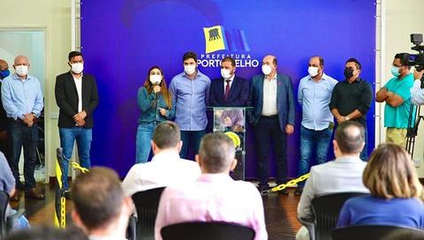 Novas praças serão construídas em Porto Velho com recursos indicados pela deputada Mariana Carvalho