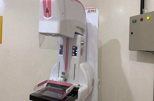 Governo de Rondônia entrega mamógrafo digital para o município de Ji-Paraná