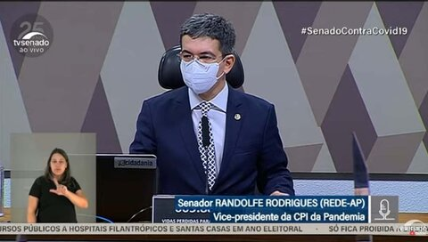 AO VIVO: CPI da Pandemia vota o relatório final - 26/10/2021